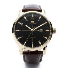 Tommy Hilfiger Tommy Hilfiger Watch - black (Black) - Tommy Hilfiger Watches - main image