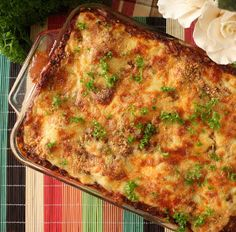 Cherry on a Cake: MEAT LASAGNA