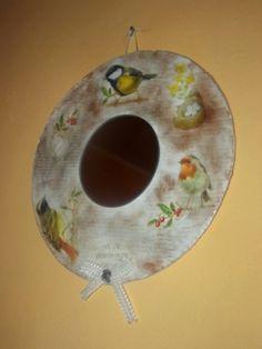 Oglinda decorativa Free Birds