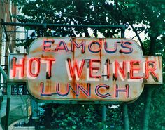 Famous Hot Weiner Lunch | Chambersburg, PA