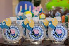Festa George Pig | 2 anos do João Pedro {Foto: Fotos: Gisele Rampazzo}