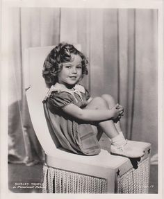 1934 Shirley Temple Now & Forever