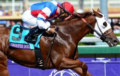 Groupie Doll wins Breeders' Cup Filly and Mare Sprint. BIO: http://www.ulbrichspeerage.net/admin/show/58741