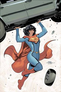 "DC COMICS (W/A) Phil Jimenez (CA) Terry Dodson, Rachel Dodson ""Who Is Superwoman?"" part one! Lois Lane takes flight! Now powered up with the abilities of Superman, Lois pledges to carry on the super-l"