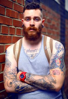 8895d8a279b5b 315 Best GUY with TATTOO & INK images in 2019 | Man fashion, Male ...