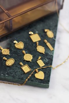 Jewelry Party, Jewelry Shop, Label, Pretty, Gold, Accessories, Inspiration, Shopping, Collection