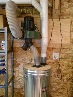 Dust Collection Plans - by David Grimes @ LumberJocks.com ~ woodworking community
