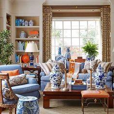 99 Modern Living Room Decoration Ideas Using Ginger Jars