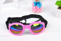 Foldable Dog UV Protection Sunglasses