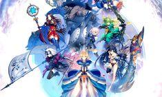 Anunciados dos nuevos Servants jugables para Fate/Grand Order Arcade