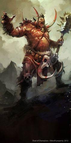 Feral Ogre
