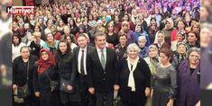 """Mustafa Sarıgül'ün #Adaylık mesajı: Şişli'nin eski Belediye Başkanı Mustafa Sarıgül ilçedeki kadınlar için düzenlediği etkinlikte """"Bugün nişanımız var, önümüzdeki sene düğünümüz olacak"""" diyerek #Adaylık sinyali verdi."""