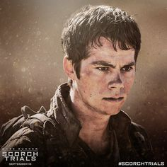 The Maze Runner: The scorch trials- Thomas
