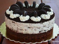 Oreo torta - Egy szakács naplója