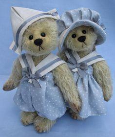 Cupboard Bears by Elizabeth Lloyd: Off Sailing.....