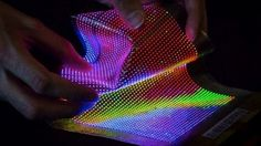LED clothing may be in our future