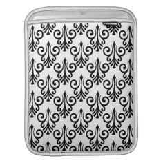 ==>>Big Save on          Cute Black and White Damask iPad Sleeves           Cute Black and White Damask iPad Sleeves online after you search a lot for where to buyReview          Cute Black and White Damask iPad Sleeves Online Secure Check out Quick and Easy...Cleck Hot Deals >>> http://www.zazzle.com/cute_black_and_white_damask_ipad_sleeves-205073828369251439?rf=238627982471231924&zbar=1&tc=terrest