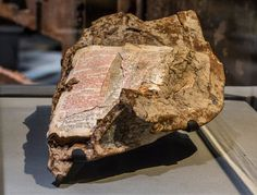 Biblical text from the Gospel of Matthew were found fused to metal in the wreckage at Ground Zero.