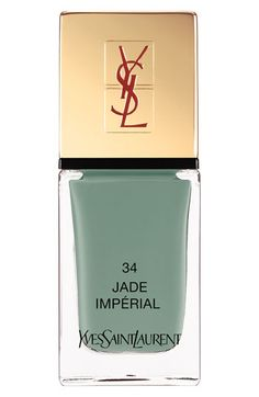 Yves Saint Laurent 'Spring 2013 Collection - La Laque Couture' Nail Lacquer available at #Nordstrom