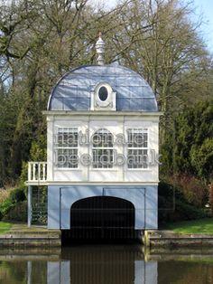 Lovely Dutch Garden Teahouse / Prieeltjes langs de Vecht, Utrecht