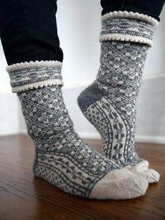 Bressay Sock by General Hogbuffer on Knitspot