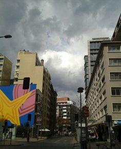 Barrio Bellas Artes. Octubre