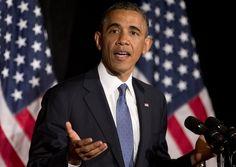 President Barack Obama at a Democratic Senatorial Campaign Committee (DSCC)…