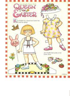 Miss Missy Paper Dolls: MaryEnglebreit Queen of...