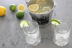 Gin Bucket Recipe