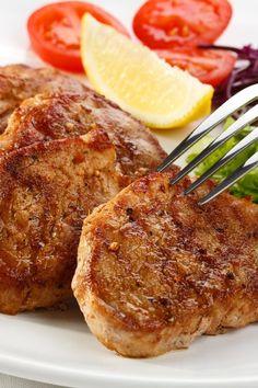 Cuban Spiced Pork Chops
