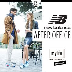 ¡Las zapatillas están de moda! Las hemos visto en todas las pasarelas, en los backstage y, por qué no, también en los after office. ¿Te atreves a llevarlas? #viernesdezapatillas #MeFascinaRipley #NewBalance