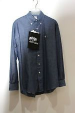 BROOKS BOTHERS COMME DES GARCONS JUNYA WATANABE CHAMBRAY SHIRT MADE IN THE USA