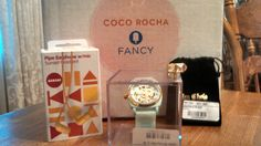 Coco Rocha Fancy Box Review...December 2014 Qualitytimes7 | Ideas for the Busy Parent