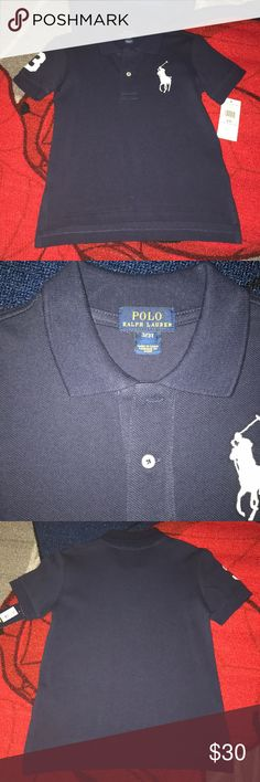 3t Polo Ralph Lauren Shirt💙 Brand new size 3t toddler polo shirt. Feel free to ask any questions or make an offer! Polo by Ralph Lauren Shirts & Tops Polos