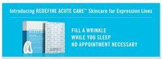 Fill a wrinkle while you sleep.  No Needle Required.  https://spohlman.myrandf.com