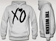 xo the weeknd hoodie | TeeeShop