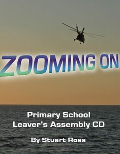 Leavers Assembly Ideas: Our newest Leavers Assembly CD: Zooming On. 4 songs, backing music, scripts, ideas, PowerPoints and more. Download now for just 7.99. #Leavers_Assembly_Ideas http://www.learn2soar.co.uk/assemblies-resources/zooming-on-primary-school-leavers-assembly
