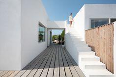 Construction d'une maison individuelle Agde, France Client privé Studio Vincent Eschalier - Architecture & Design Photo © Marie-Caroline Lucat