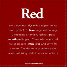 Red Quotes!