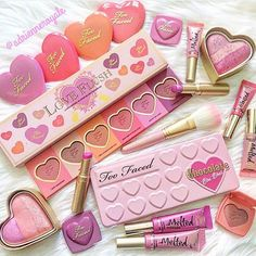 Talk about collection goals!! Tell me which products you own...go! #regram @adrienneroyale #toofaced