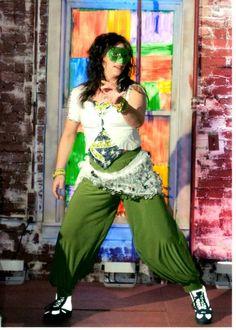Zumba - Masquerade Dance Party, Feb 2012