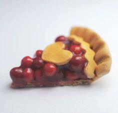 how to: cherry pie slice