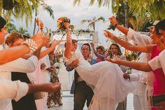 Vídeo de Casamento de frente para o mar - Olivia e Guto