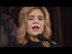 Alison Krauss The Lucky One A Krauss & Union Station. This song seems to be about being in love with someone who's all wrong for you but excites you. Not that that's ever happened to me.