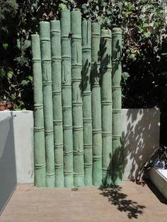 1000 images about arte por encargo casa on pinterest - Jardineras con bambu ...