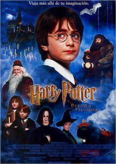 Harry Potter y la Piedra Filosofal : cartel