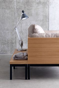 The Legna Sofa designed by Theo Williams Studio for Another Brand