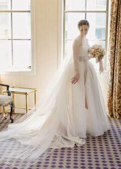 Your Jubilee: 2014 Bridal Headpiece Trends