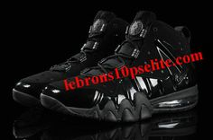 separation shoes 97cdd ec40b Nike Barkley Posite Max Shoes Black Abs, Running Pants, Sport Tights, Mens  Tights