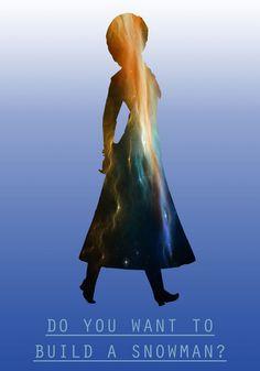 Space Princesses: Anna Art Print by Maggie B Hudak - X-Small Walt Disney, Disney Nerd, Disney Fan Art, Disney Girls, Disney Love, Disney Magic, Disney Frozen, Anna Frozen, Anna Disney